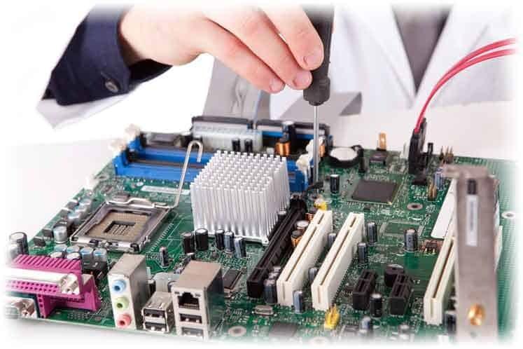 IT Services - Repairs